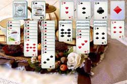 Solitario Klondike. Cup of Tea Solitaire