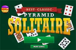 Solitario Piramide. Best Pyramid Solitaire