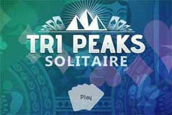 Solitario Piramide. Tripeaks Solitaire Arkadium