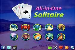 Solitario. All in One Solitaire