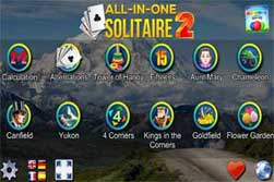 Solitario. All in One Solitaire 2