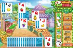 Solitario. Shopping Fruit Solitaire